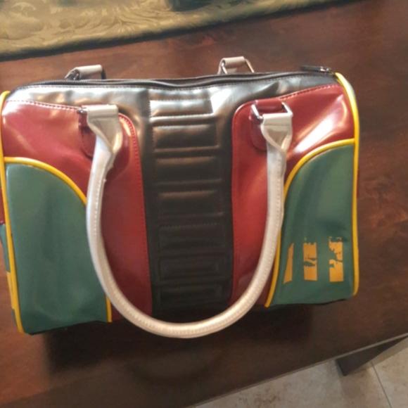 Star Wars BobaFett purse